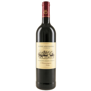 Classique 2015 Vintage South Africa Rupert & Rothschild