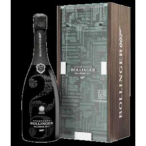 Champagne Bollinger 007 Millésime 2011