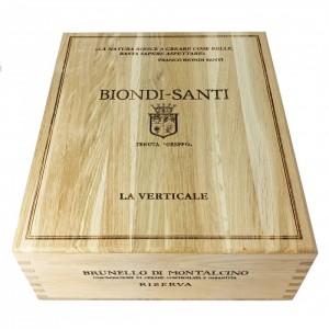 """Brunello di Montalcino Riserva Verticale 1995 - 1996 - 2011 """"Il..."""